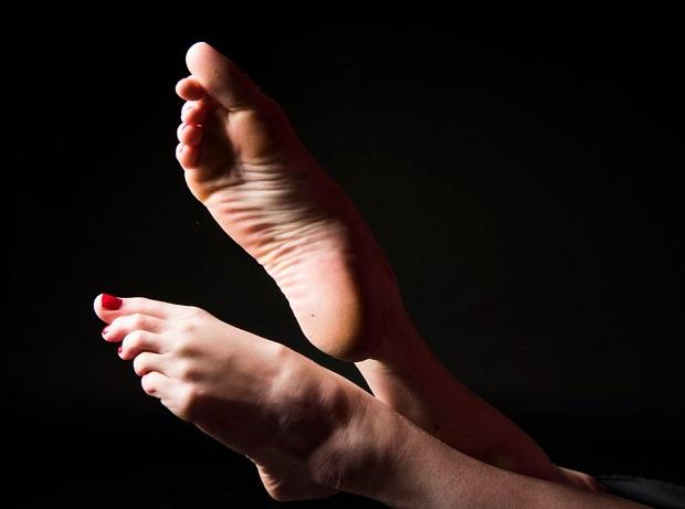 hygiene matters for a footjob